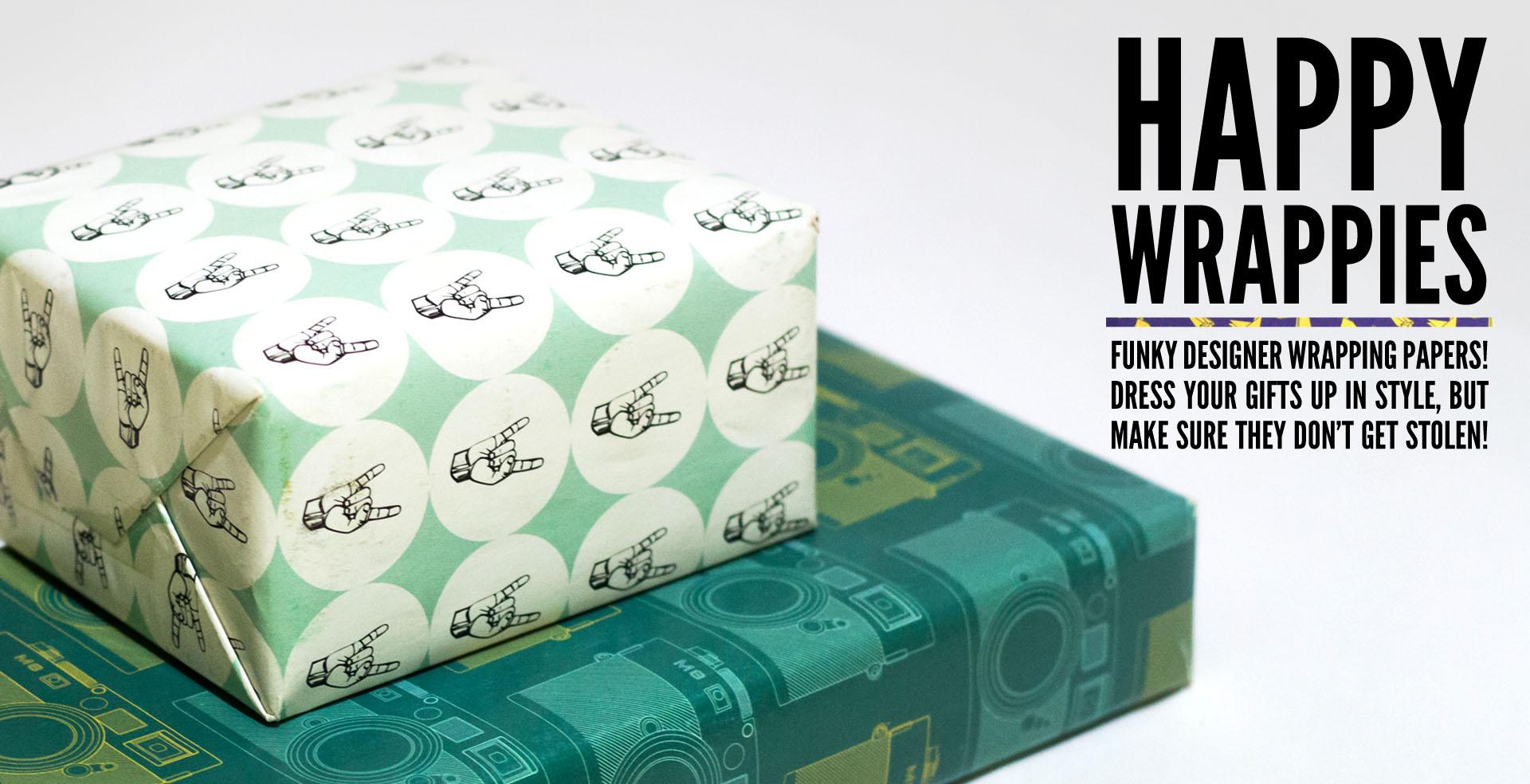 Happy Wrappie